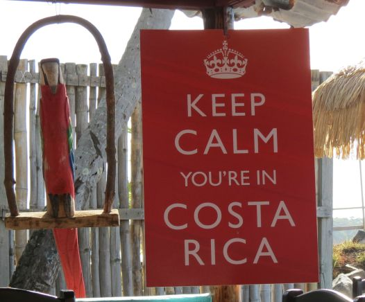 keep calm in CR